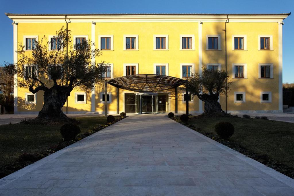 La Dimora del Baco Hotel LAquila, Italy