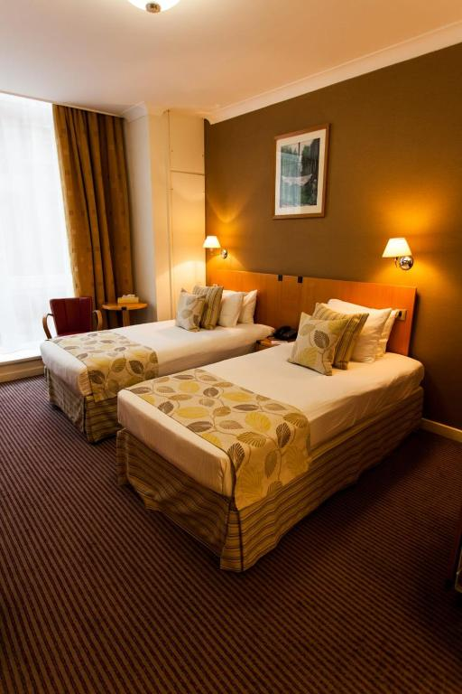 Best Western Sheffield City Centre Cutlers Hotel - Laterooms