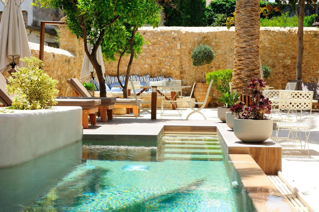 The swimming pool at or near Pepi Boutique Hotel (Adults Only)