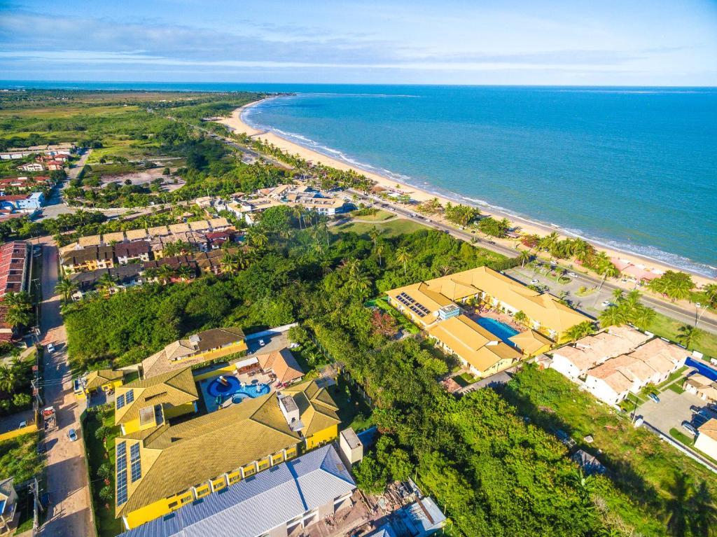 A bird's-eye view of Transoceanico Praia Hotel