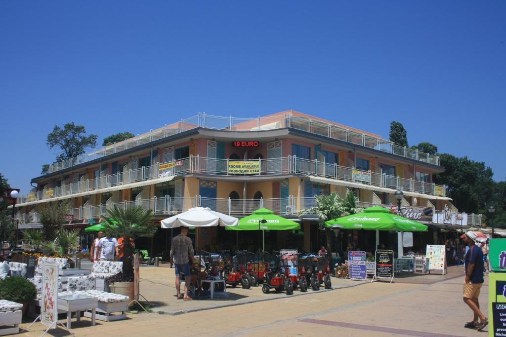 Hotel Largo Sunny Beach, Bulgaria