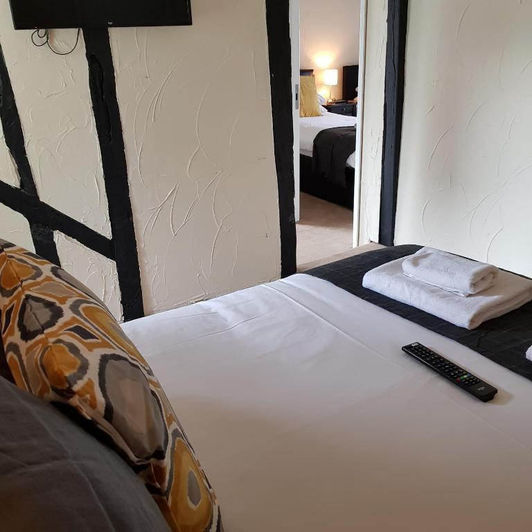 Crown Inn - Laterooms