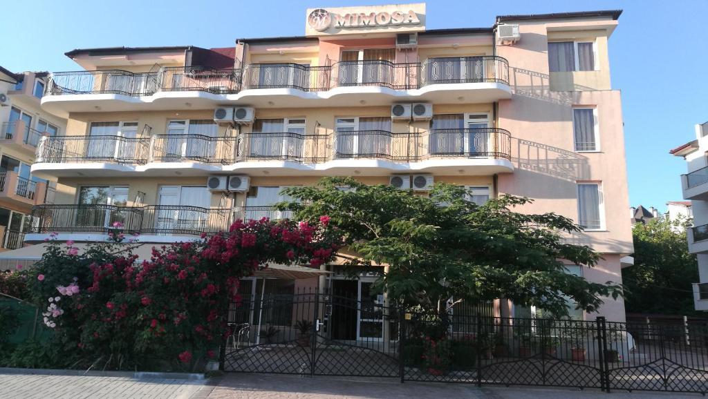 Family Hotel Mimosa Tsarevo, Bulgaria