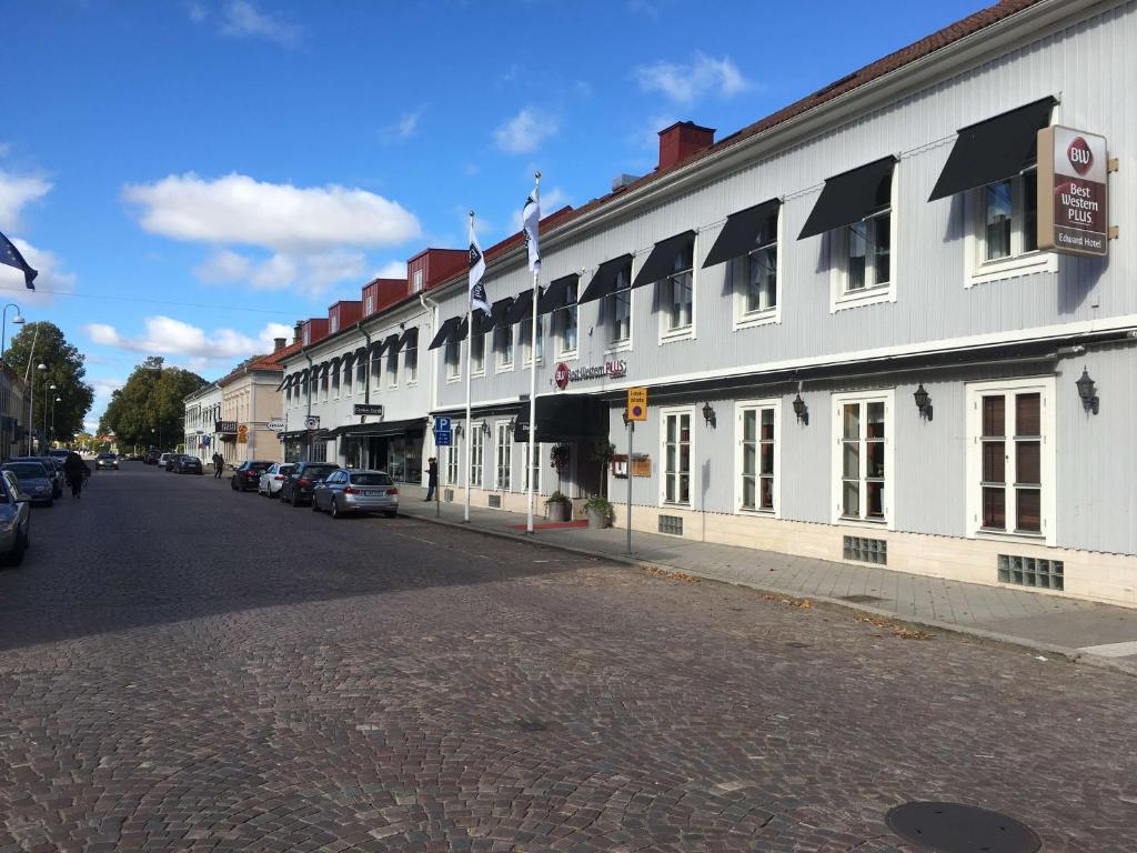 Best Western Plus Edward Hotel Lidkoping, Sweden