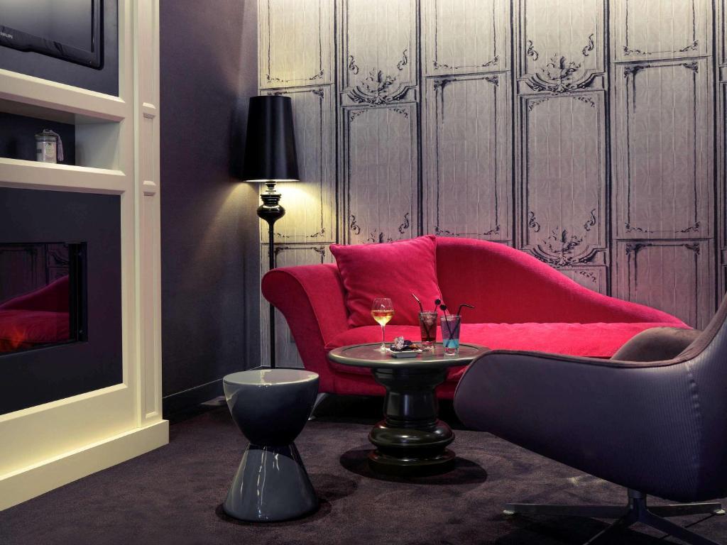 Hôtel Mercure Toulouse Wilson - Laterooms