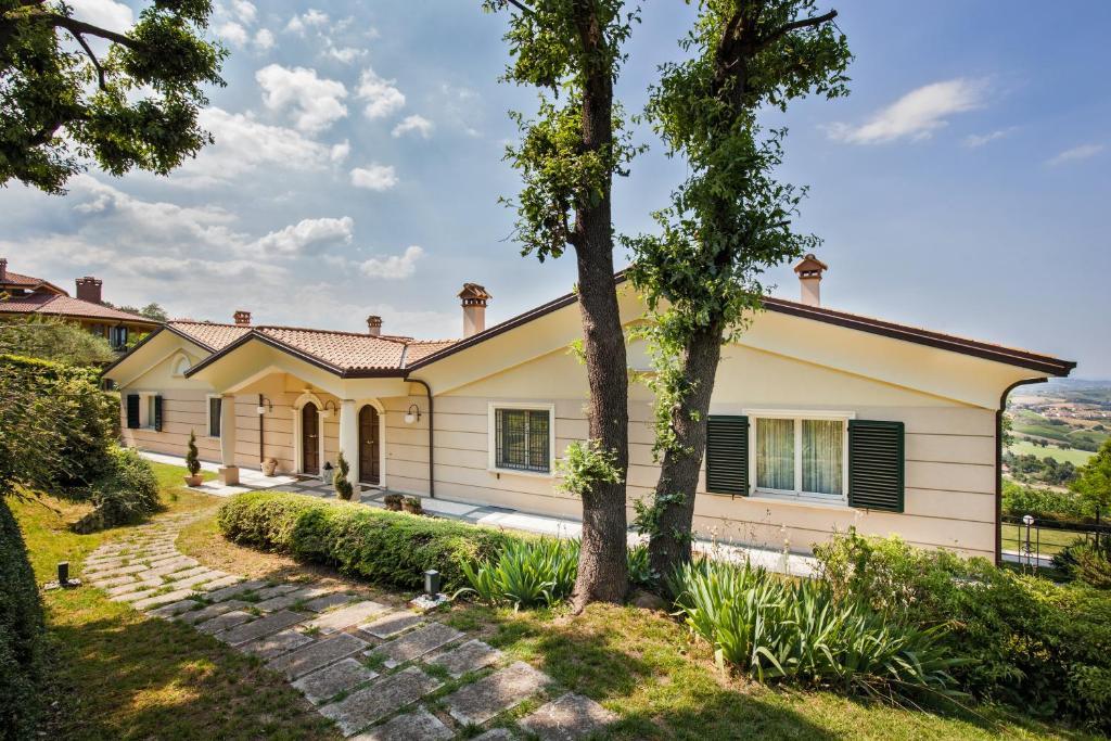 villa Montescudo