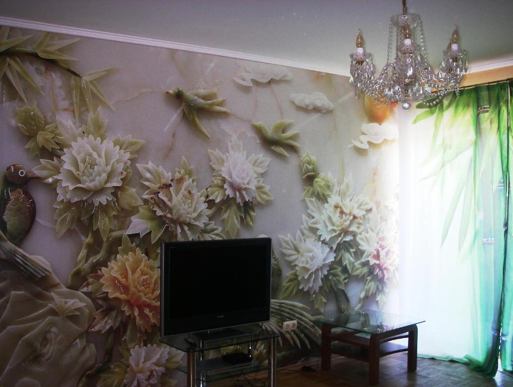 Телевизор и/или развлекательный центр в Holiday home Irina
