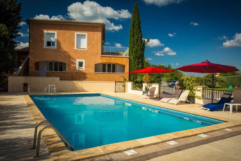 Hotel Le Saint-Genies Uzes, France