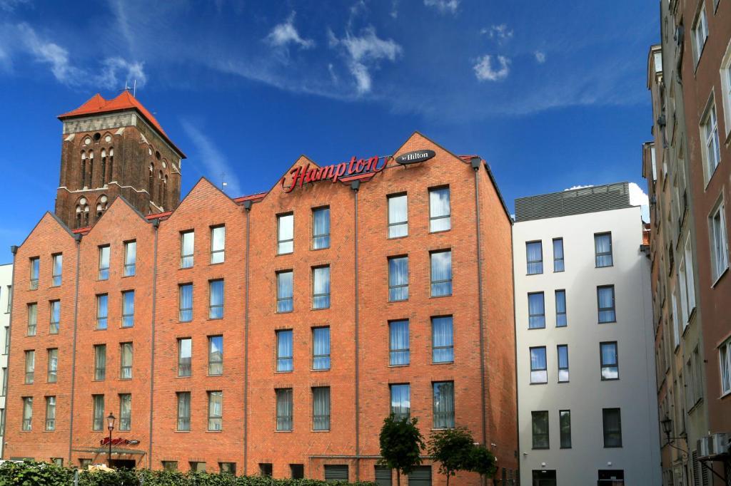 Hampton By Hilton Gdansk Old Town Gdansk, Poland