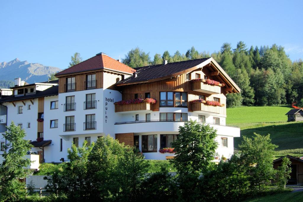 Hotel Puint Ladis, Austria
