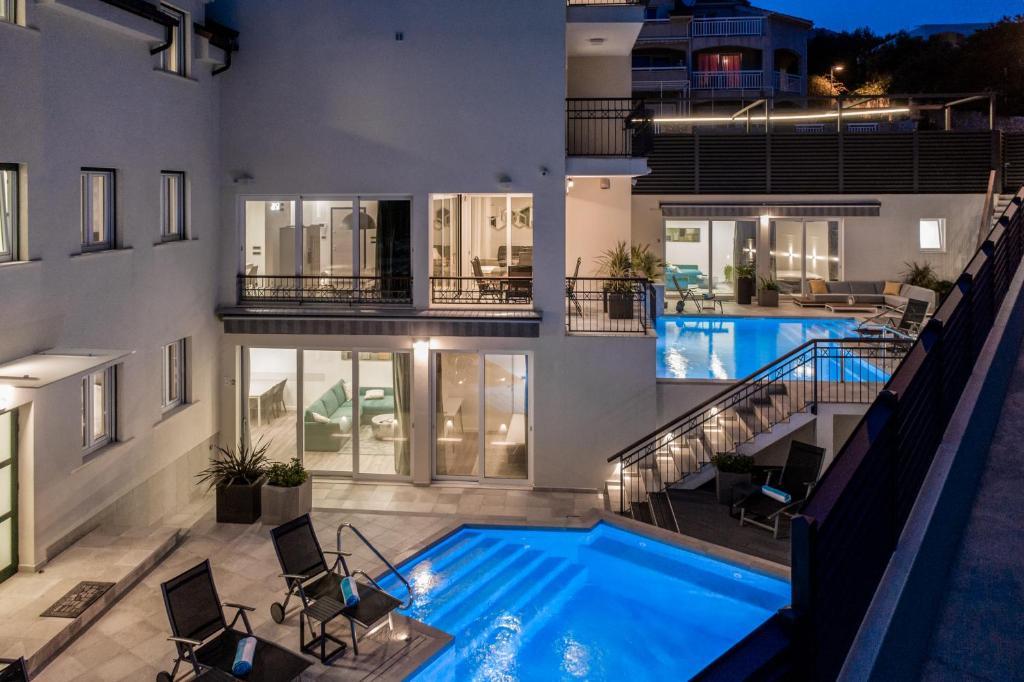 Widok na basen w obiekcie Hotel Teranea lub jego pobliżu