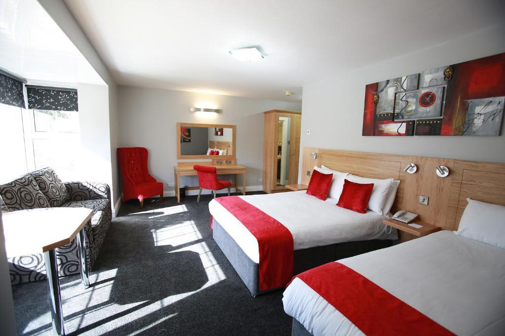 Hillgrove Hotel, Leisure & Spa - Laterooms