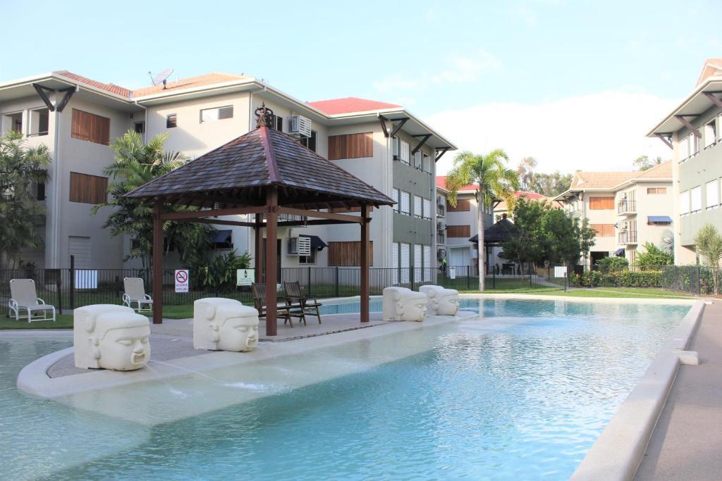 The swimming pool at or near Sunbird