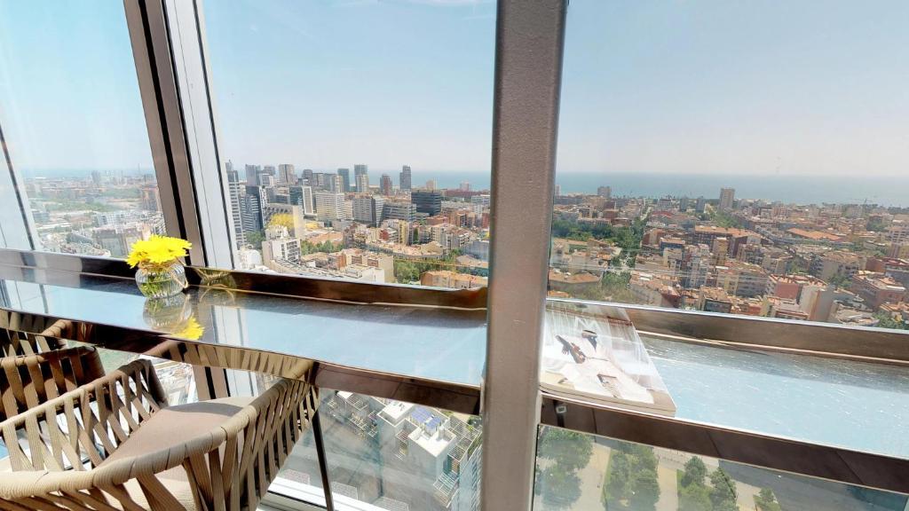 The Level At Melia Barcelona Sky - Laterooms