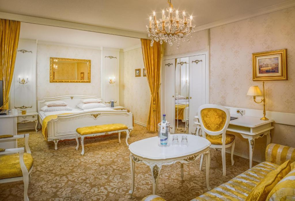 Un baño de Schlosshotel Römischer Kaiser