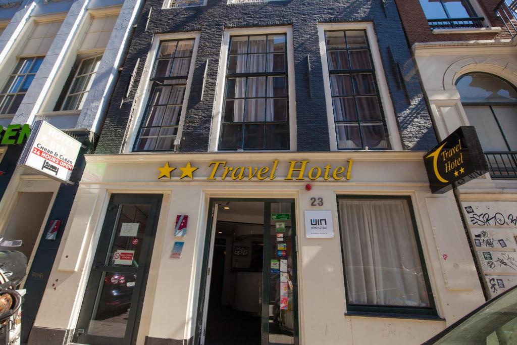 Travel Hotel Amsterdam Amsterdam, Netherlands