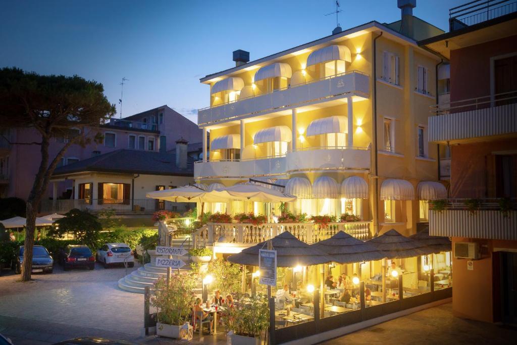 Hotel Le Lampare Caorle, Italy