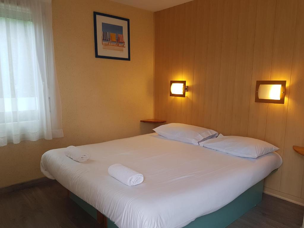 Fasthotel Carcassonne - Laterooms