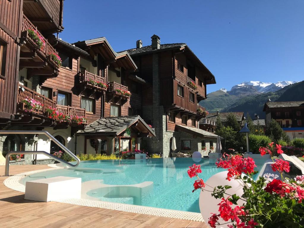 Hotel Relais Des Glaciers Spa Resort Champoluc, Italy