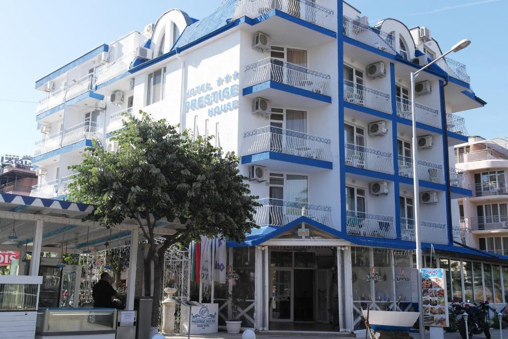 Hotel Prestige House Sunny Beach, Bulgaria