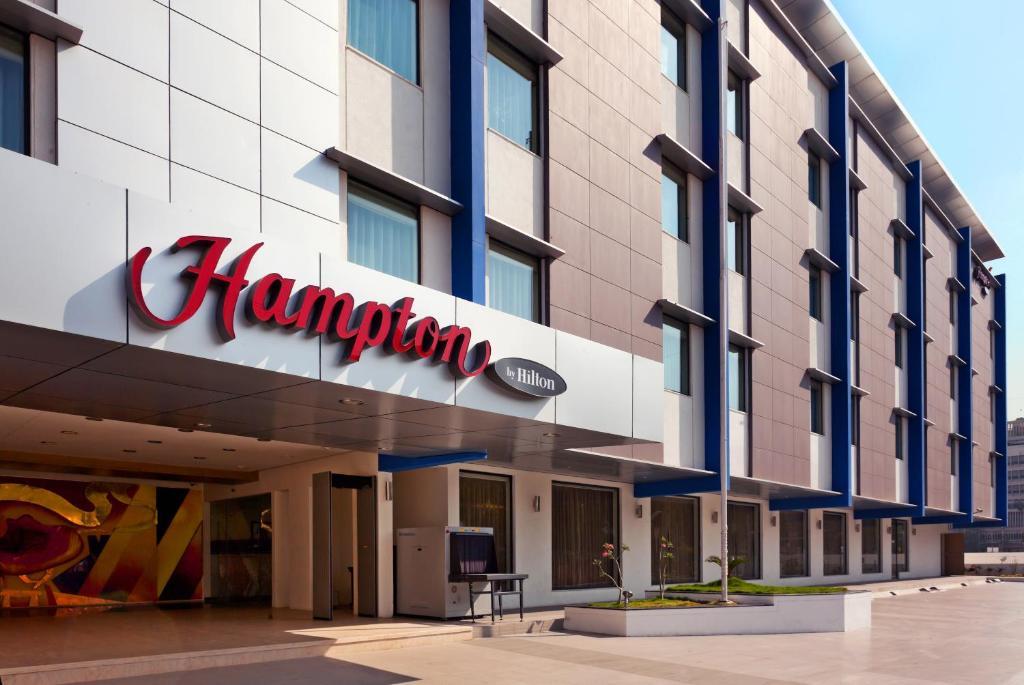 Hampton by Hilton - Laterooms