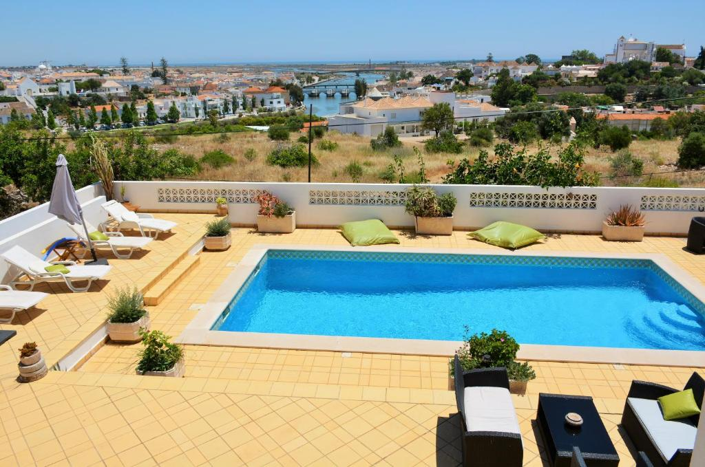 A view of the pool at Tavira Terrace or nearby