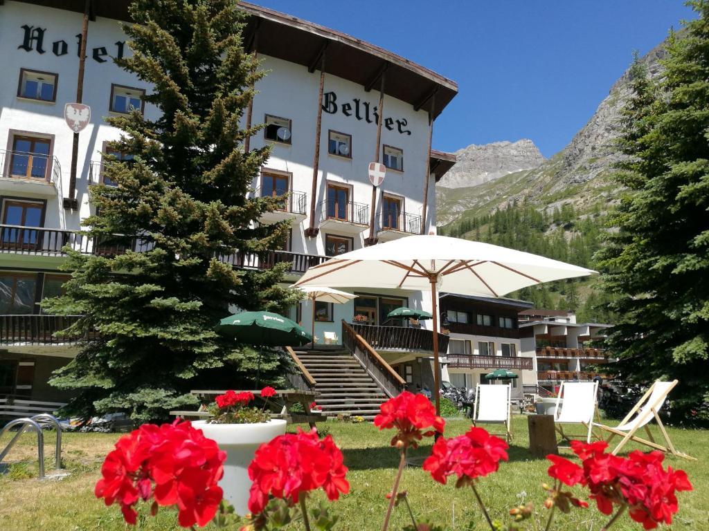 Hôtel les Crêtes-Blanches - Val d'Isère - Laterooms