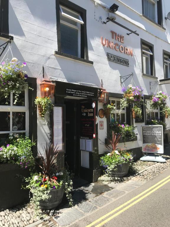 The Unicorn Inn - Laterooms