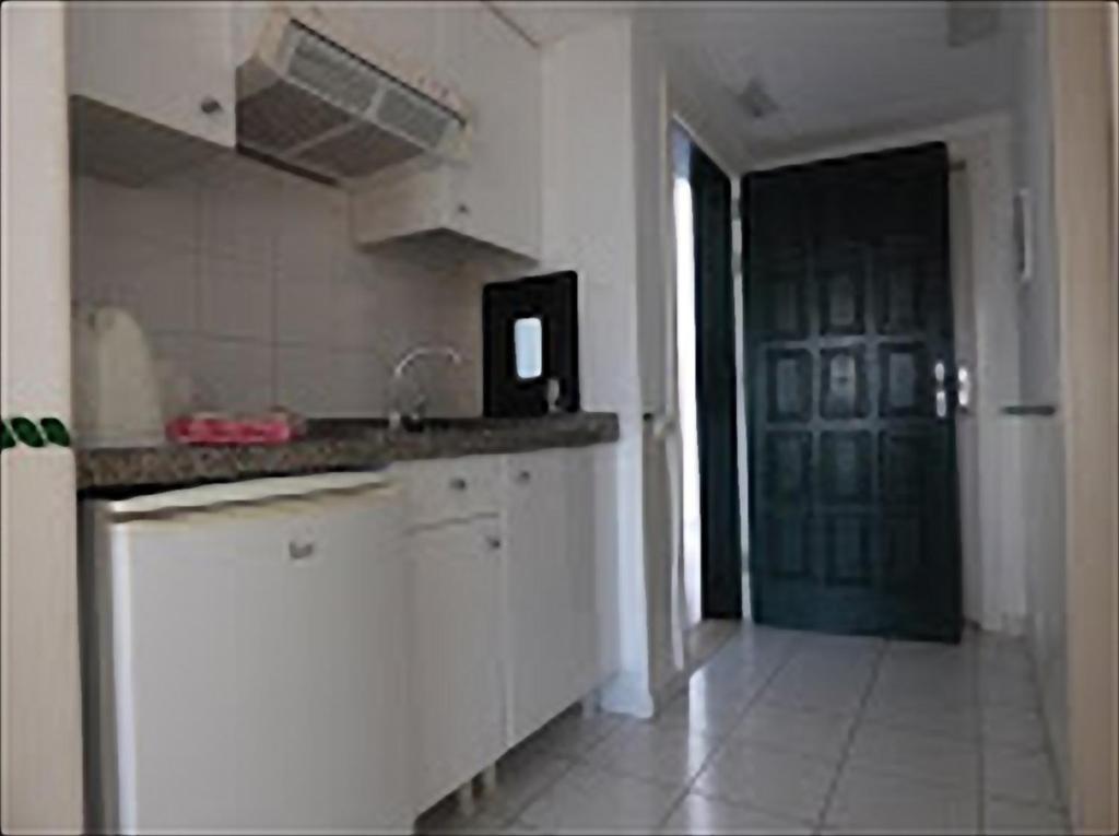 Una cocina o zona de cocina en Apartamentos Erika - Adults Only