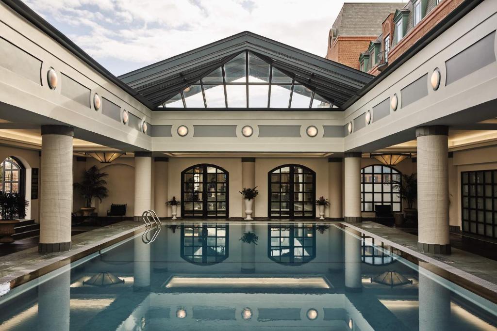The swimming pool at or near Charleston Place, A Belmond Hotel, Charleston