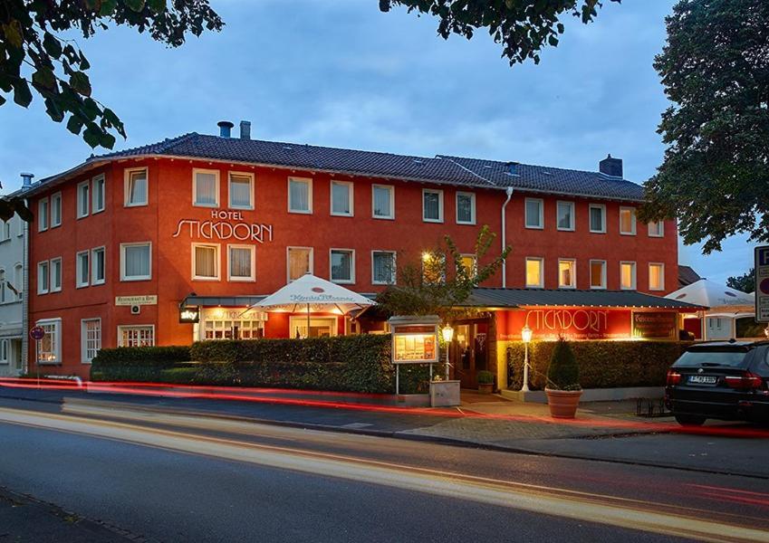 Privathotel Stickdorn Bad Oeynhausen, Germany