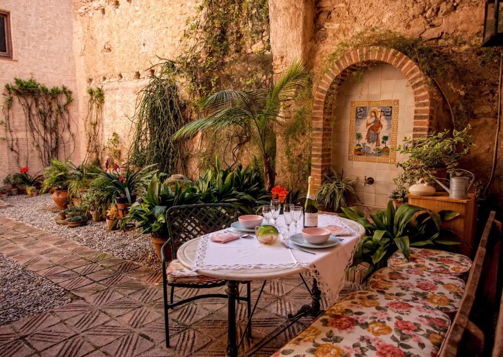 Restaurant o un lloc per menjar a Cal Calaf