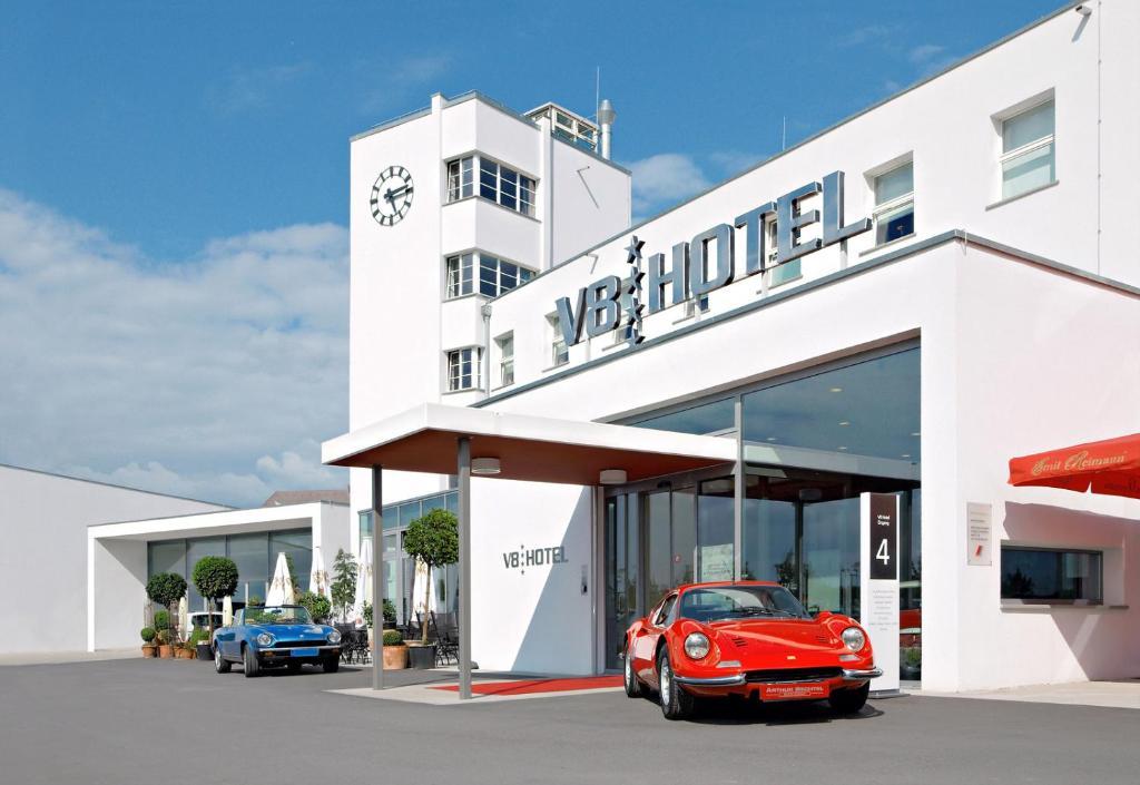 V8 HOTEL Classic Motorworld Region Stuttgart Boblingen, Germany
