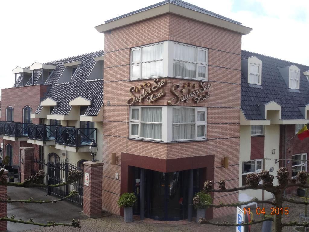 SuyderSee Hotel Enkhuizen, Netherlands