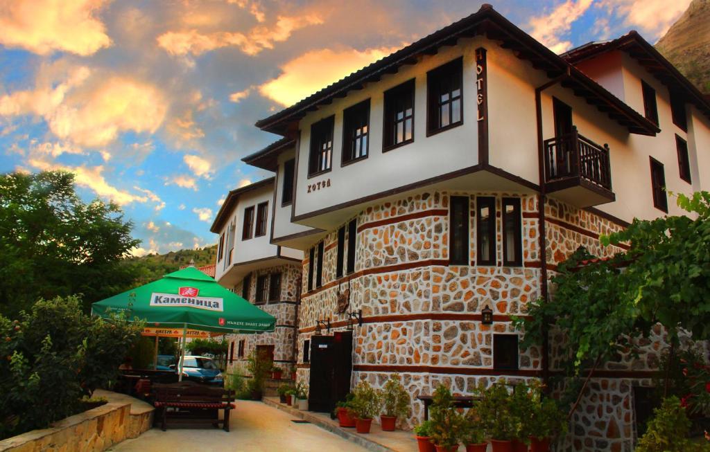 Hotel Slavova Krepost Melnik, Bulgaria