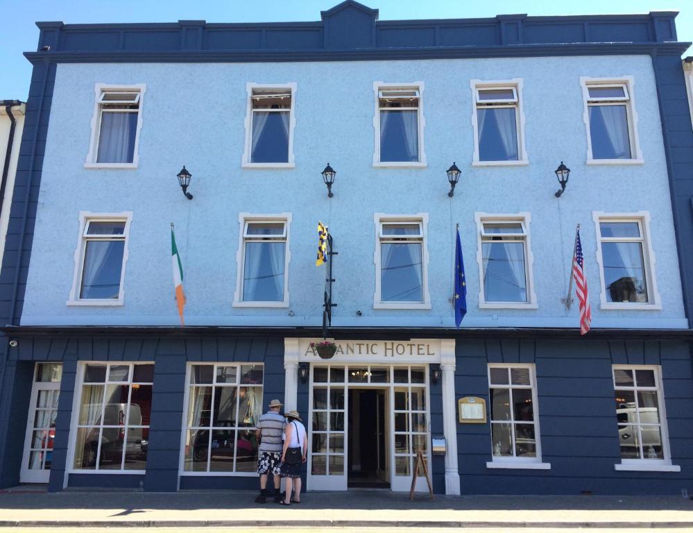 Atlantic Hotel Lahinch, Ireland