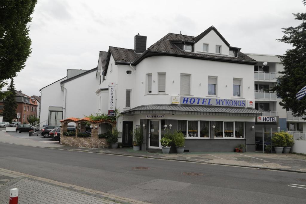 Hotel Mykonos Eschweiler, Germany