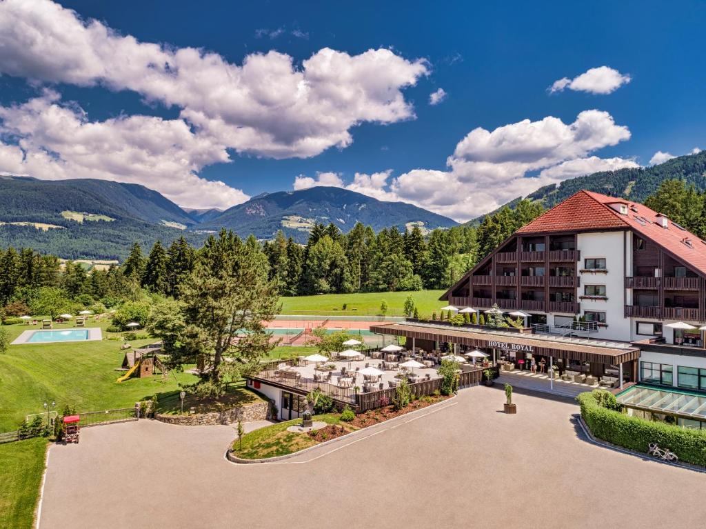 Royal Hotel Hinterhuber Brunico, Italy