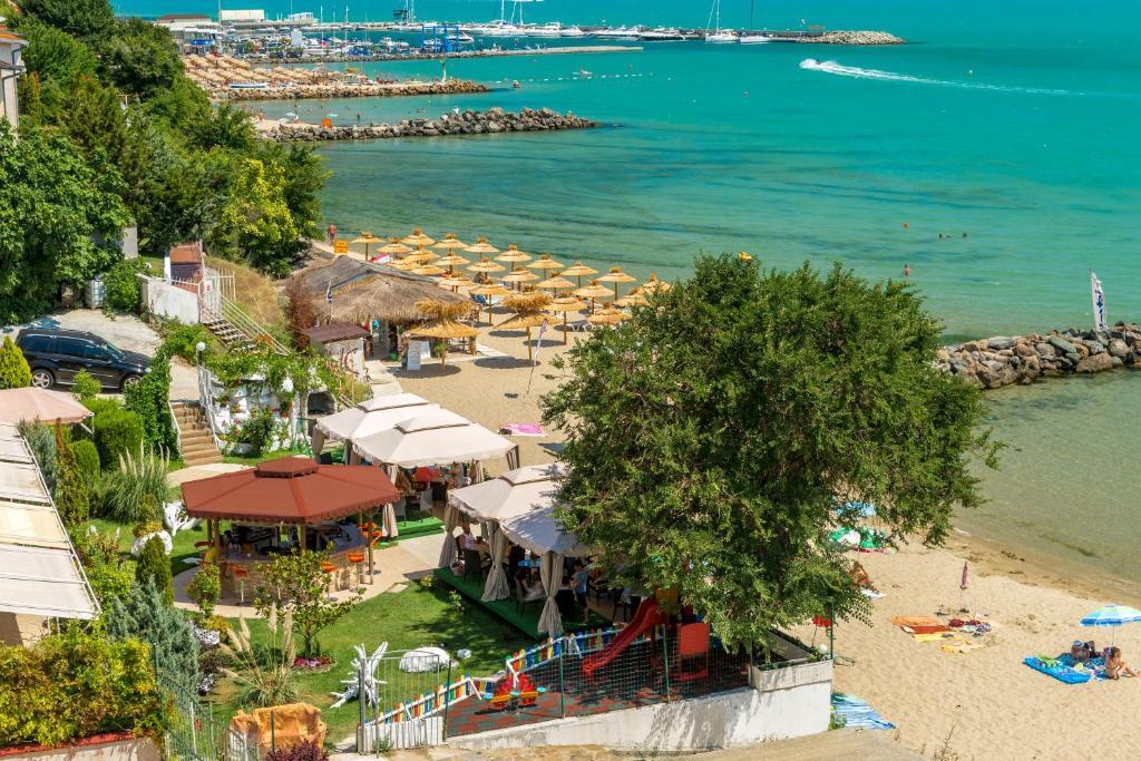 Iris Beach Hotel - Half Board Sveti Vlas, Bulgaria