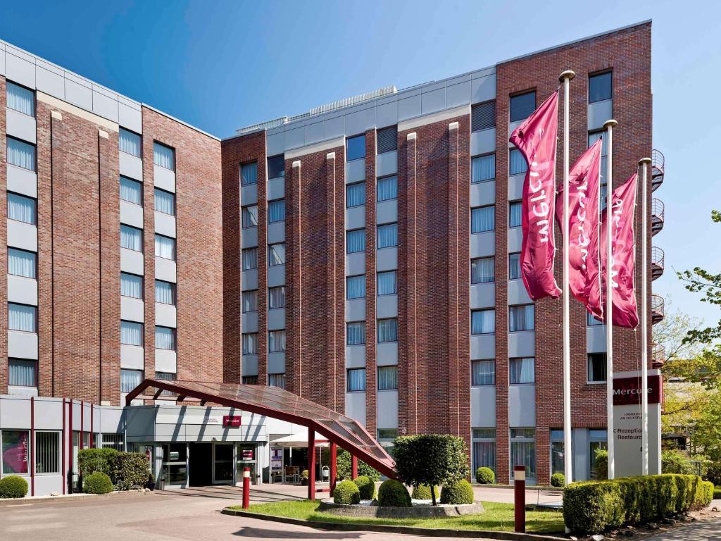 Mercure Hotel Hamburg am Volkspark Hamburg, Germany