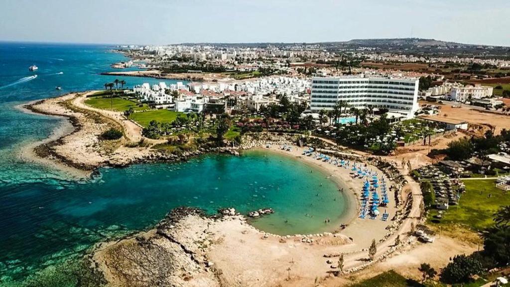 Crystal Springs Beach Hotel Protaras, Cyprus