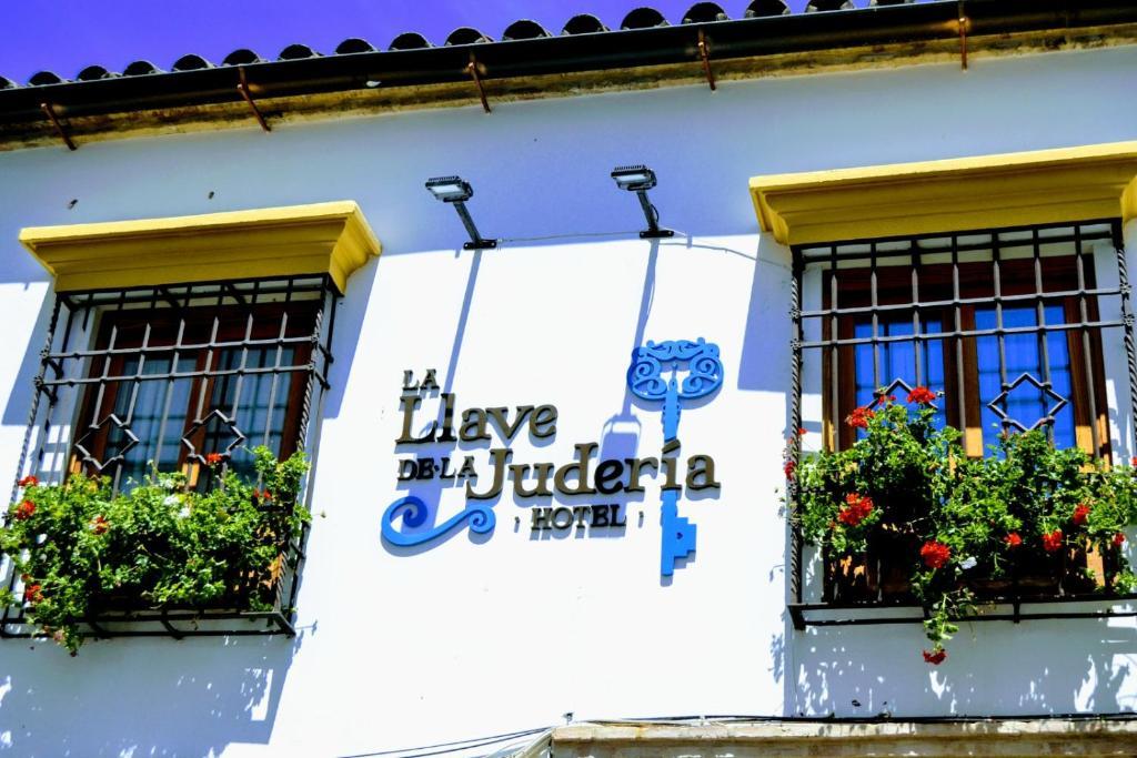 La llave de la Juderia Cordoba, Spain