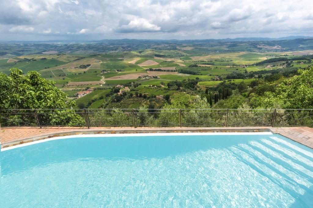 The swimming pool at or near Hotel Dei Capitani