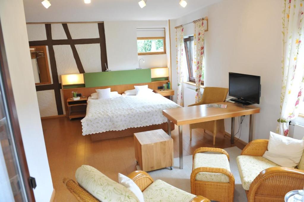 "Forellenhof '""Das BIO Landhaus'"" Bad Endbach, Germany"