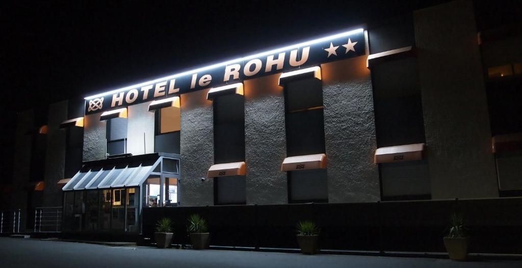 Hotel le Rohu Sene, France