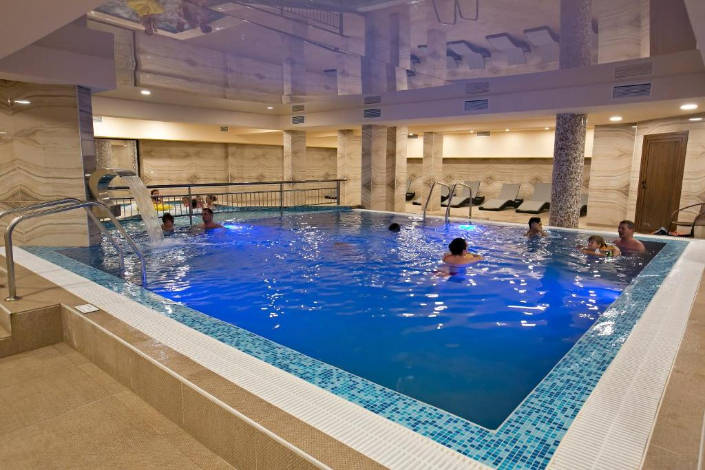 The swimming pool at or near Royal Grand Hotel and Spa - All Inclusive