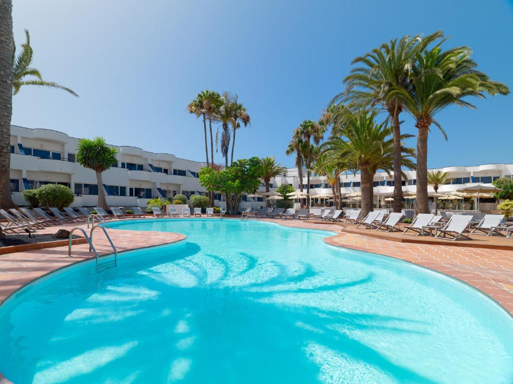 The swimming pool at or near H10 Ocean Dunas - Adults Only