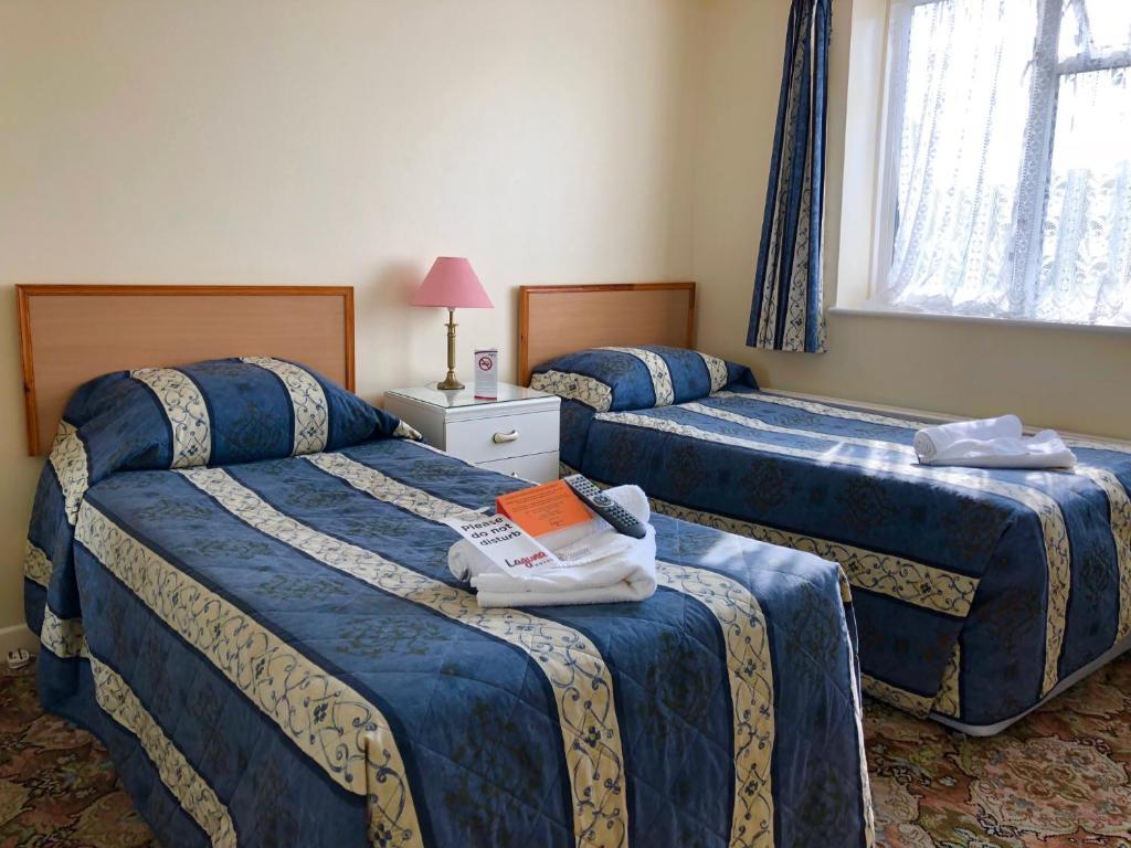 Laguna Hotel - Laterooms