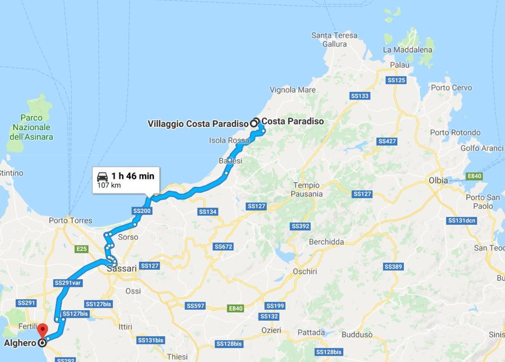 Costa Paradiso Sardegna Cartina Geografica.Casa Splendida Vista Mare Con Piscina Condivisa Costa Paradiso Prezzi Aggiornati Per Il 2021