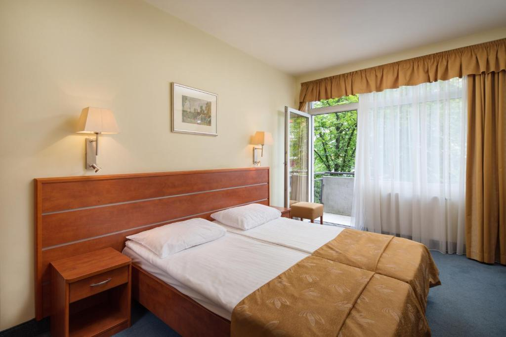Benczur Hotel Budapest, Hungary